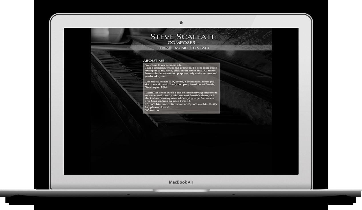 Steve Scalfati